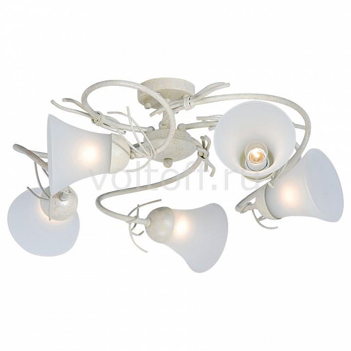 Потолочная люстра Arte LampПотолочные светильники модерн<br>Артикул - AR_A4111PL-5WA,Серия - Brushwood<br>