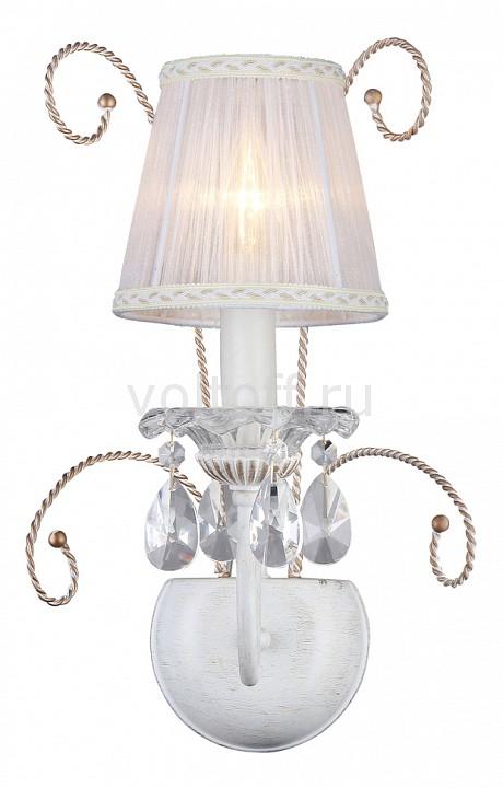 Бра MaytoniНастенные светильники<br>Артикул - MY_ARM257-01-G,Серия - Elegant 37<br>