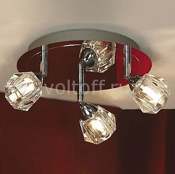 Спот LussoleЭлитные светильники<br>Артикул - LSQ-2001-03,Серия - Atripalda<br>