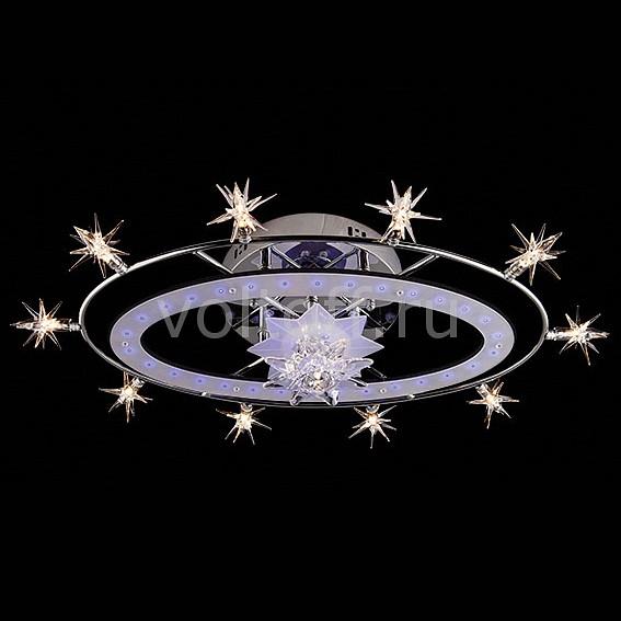 Потолочная люстра EurosvetПотолочные светильники модерн<br>Артикул - EV_6708,Серия - 4970<br>