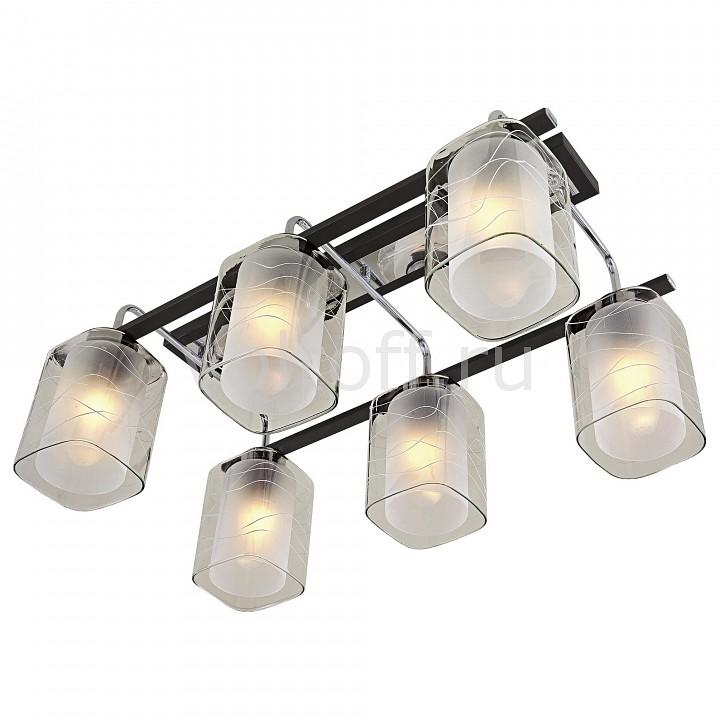 Накладной светильник CitiluxПотолочные светильники модерн<br>Артикул - CL159161,Серия - Румба<br>