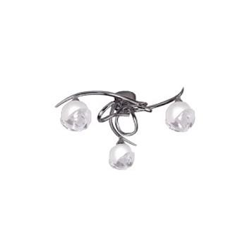 Потолочная люстра MantraПотолочные светильники модерн<br>Артикул - MN_0978,Серия - Bali Cromo<br>