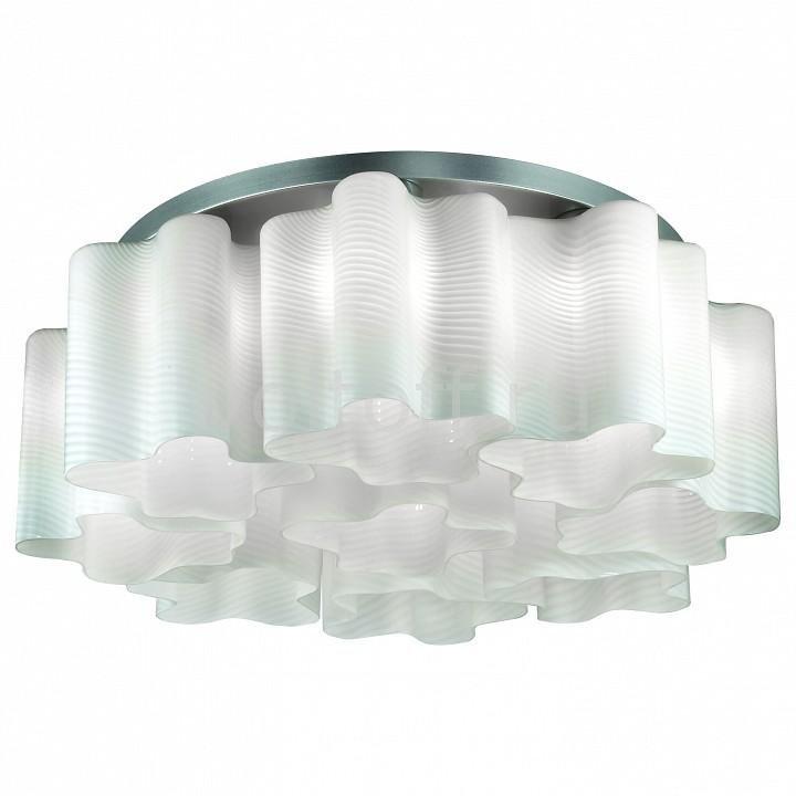 Потолочная люстра ST-LuceПотолочные светильники модерн<br>Артикул - SL117.502.09,Серия - Onde<br>