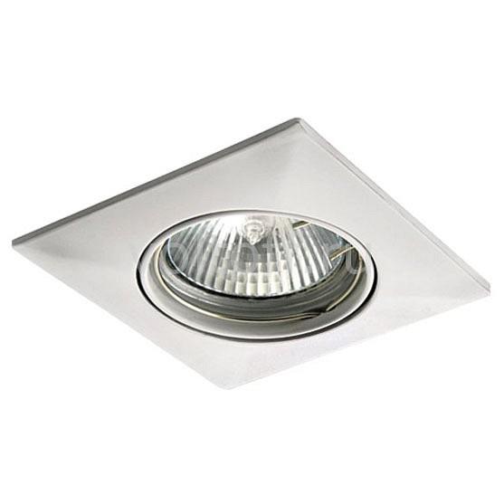 Встраиваемый светильник LightstarМеталлические светильники<br>Артикул - LS_011030,Серия - Lega Qua<br>