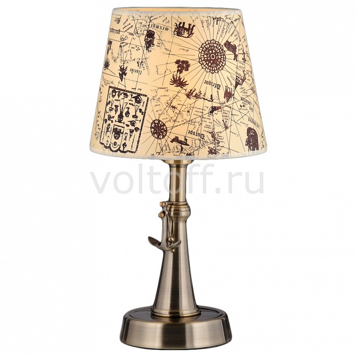Настольная лампа MaytoniСовременные настольные лампы<br>Артикул - MY_ARM625-11-R,Серия - Elegant 54<br>