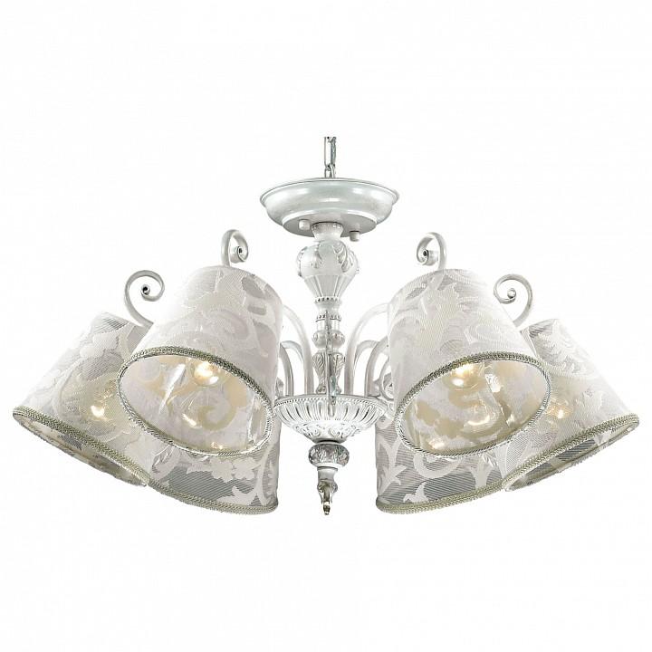 Подвесная люстра Odeon LightКлассические потолочные светильники<br>Артикул - OD_2680_6,Серия - Urika<br>