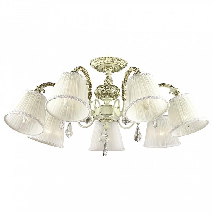 Люстра на штанге Odeon LightКлассические потолочные светильники<br>Артикул - OD_2882_7C,Серия - Navis<br>