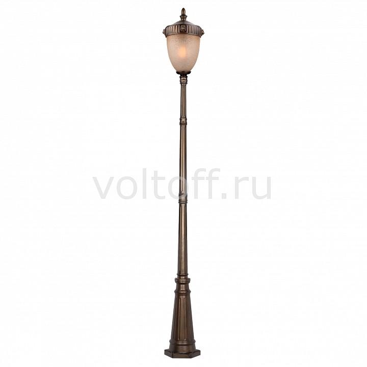 Фонарный столб FavouriteОсвещение для дома<br>Артикул - FV_1336-1F1,Серия - Guards<br>