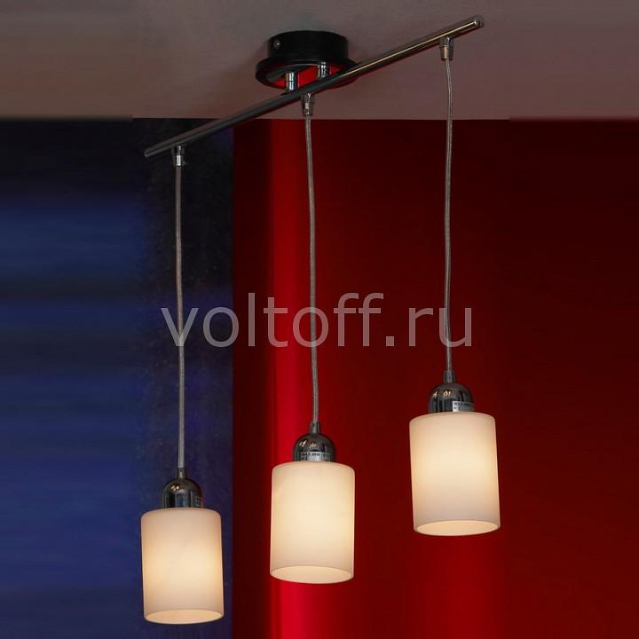 Подвесной светильник LussoleПодвесные светильники модерн<br>Артикул - LSF-6106-03,Серия - Caprile<br>