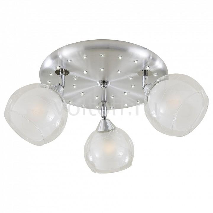 Спот CitiluxПотолочные светильники модерн<br>Артикул - CL158132,Серия - Самба<br>