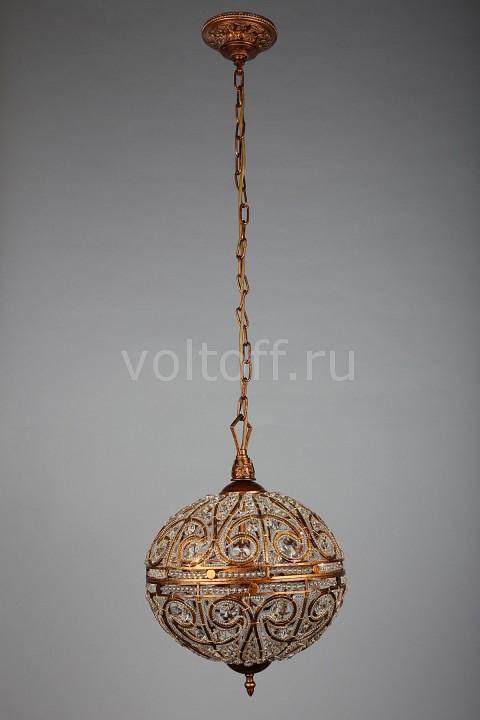 Подвесной светильник OmniluxСветильники под бронзу<br>Артикул - OM_OML-71503-06,Серия - OML-715<br>