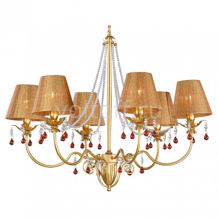 Подвесная люстра Arte LampСветильники под бронзу<br>Артикул - AR_A2008LM-6BZ,Серия - Allegro<br>