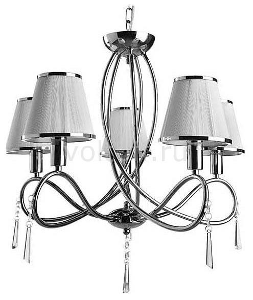 Подвесная люстра Arte LampПотолочные светильники модерн<br>Артикул - AR_A1035LM-5CC,Серия - Logico<br>