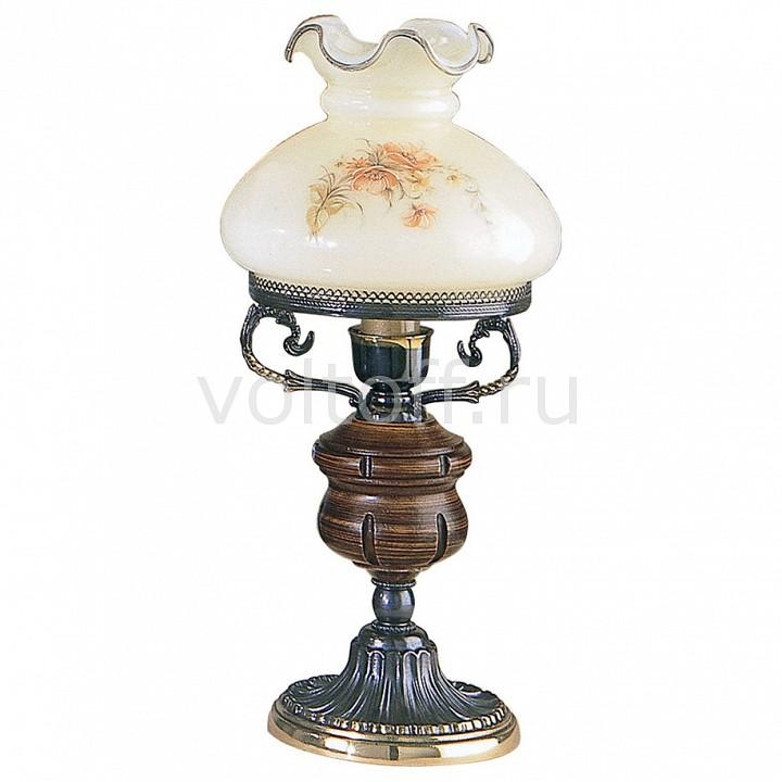 Настольная лампа Reccagni AngeloСветильники под бронзу<br>Артикул - RA_P_2812_M,Серия - 2812<br>