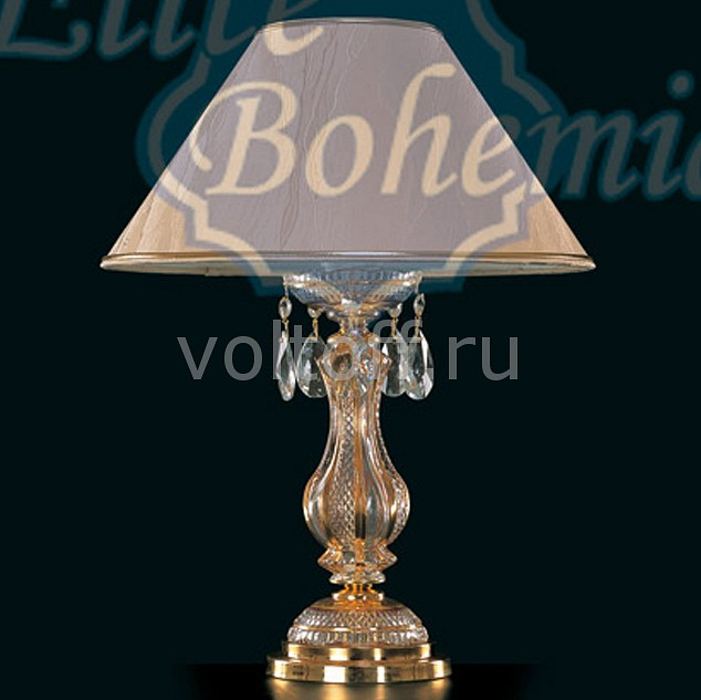 Настольная лампа Elite BohemiaНастольные лампы для гостиной<br>Артикул - EB_S_180_1_02_ZL,Серия - Original Classic 180<br>