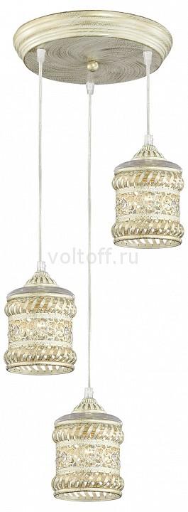 Подвесной светильник FavouriteМеталлические светильники<br>Артикул - FV_1623-3P,Серия - Arabia<br>