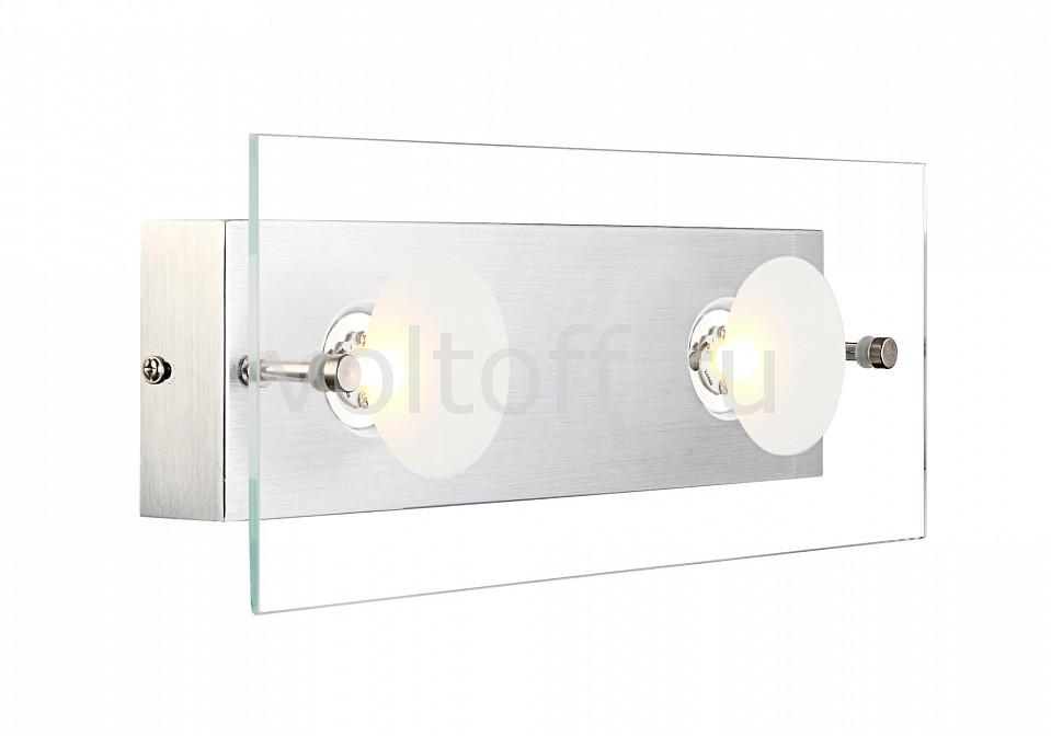 Накладной светильник Berto 49200-2 - это хороший выбор. Ведь выбрать товары бренда Globo - это выгодно и цена нормальная.