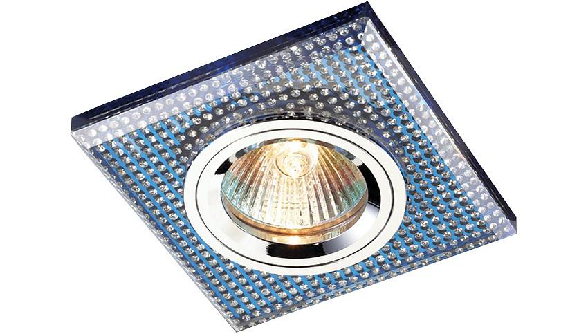 Встраиваемый светильник NovotechПотолочные светильники модерн<br>Артикул - NV_369904,Серия - Shikku<br>