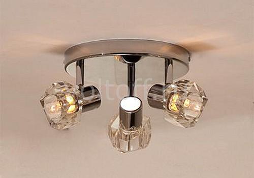 Спот CitiluxПотолочные светильники модерн<br>Артикул - CL523531,Серия - Герда<br>