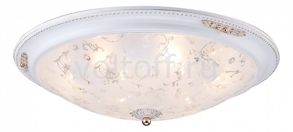 Накладной светильник Maytoni - MaytoniКлассические потолочные светильники<br>Артикул - MY_CL907-06-W,Серия - Geometry 4<br>