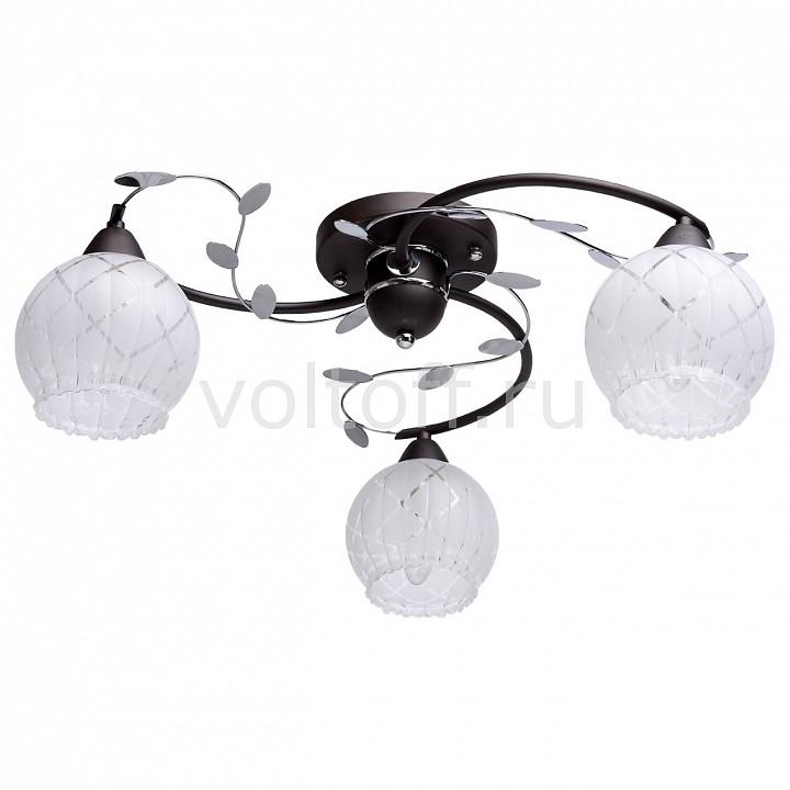 Потолочная люстра De MarktПотолочные светильники модерн<br>Артикул - MW_358018703,Серия - Грация 14<br>