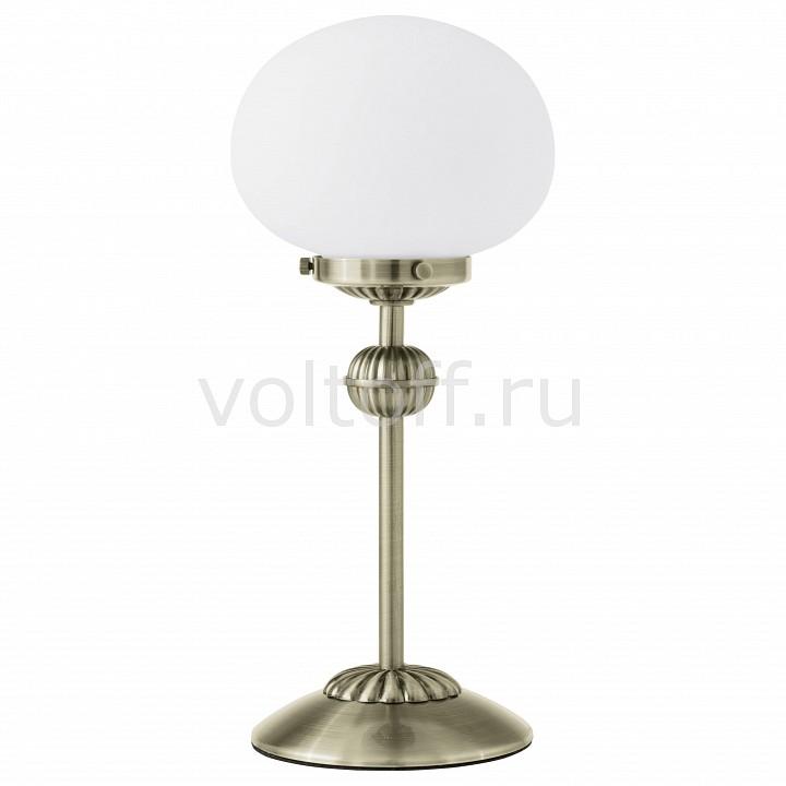 Настольная лампа EgloНастольные лампы для гостиной<br>Артикул - EG_92112,Серия - Fernandez<br>