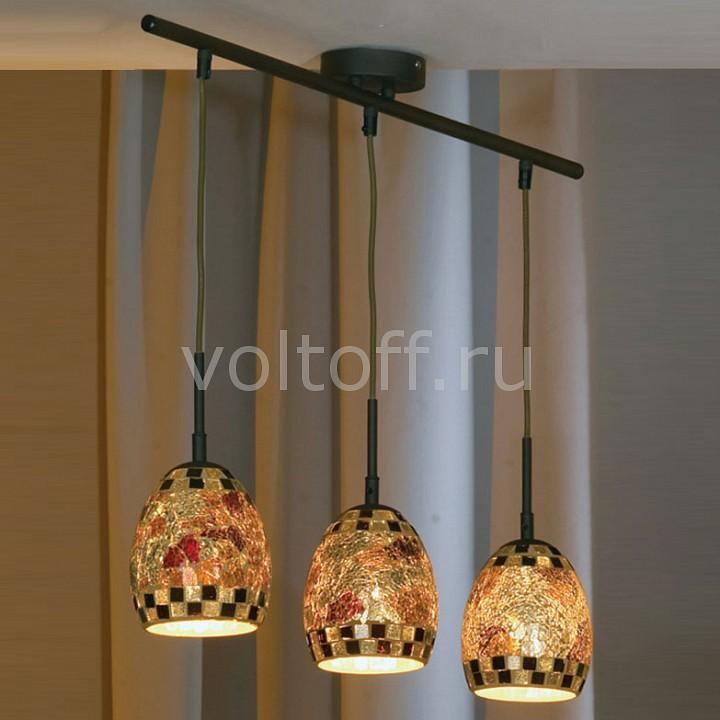 Подвесной светильник LussoleПодвесные светильники модерн<br>Артикул - LSQ-6506-03,Серия - Ostuni<br>