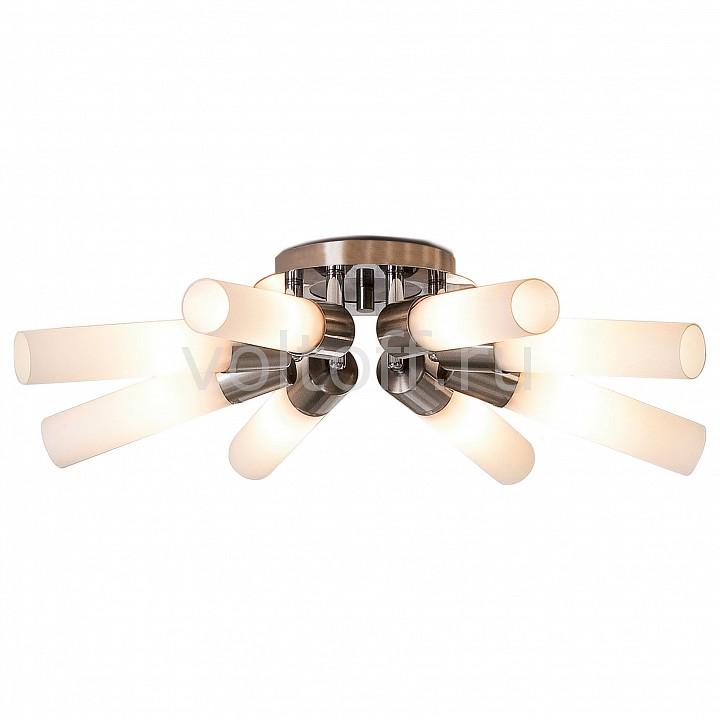 Потолочная люстра CitiluxПотолочные светильники модерн<br>Артикул - CL101181,Серия - Компакто<br>