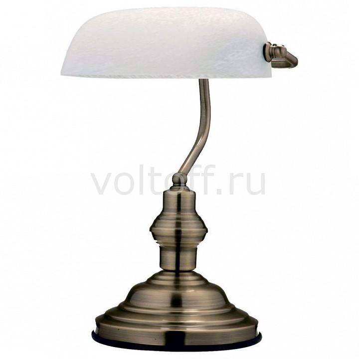 Настольная лампа GloboСветильники для общественных помещений<br>Артикул - GB_2492,Серия - Antique<br>