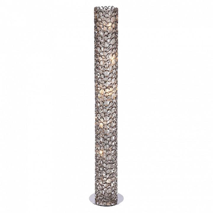 Торшер Crystal LuxМеталлические светильники<br>Артикул - CU_1720_606,Серия - Fashion<br>