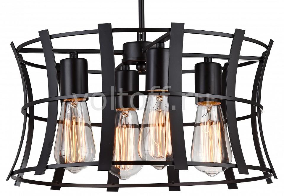 Подвесной светильник FavouriteМеталлические светильники<br>Артикул - FV_1521-4PC,Серия - Werk<br>
