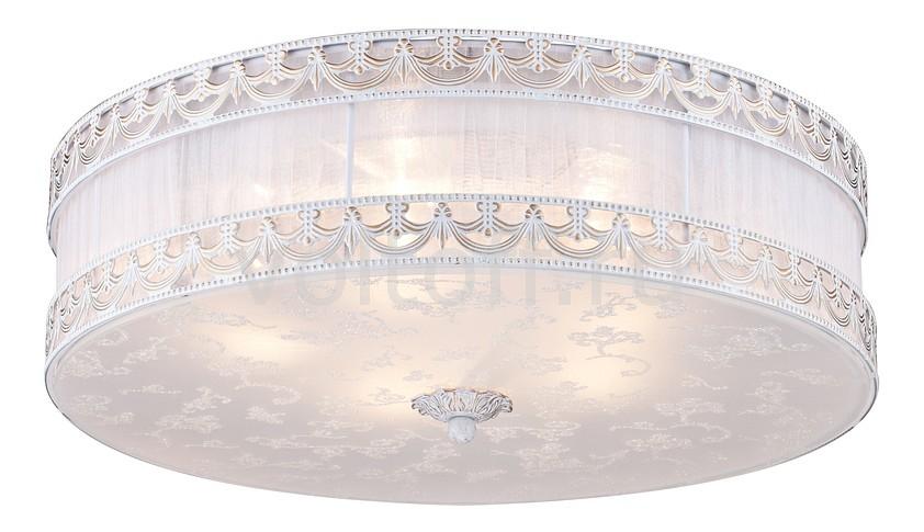 Накладной светильник MaytoniПотолочные светильники модерн<br>Артикул - MY_CL910-05-W,Серия - Geometry 7<br>