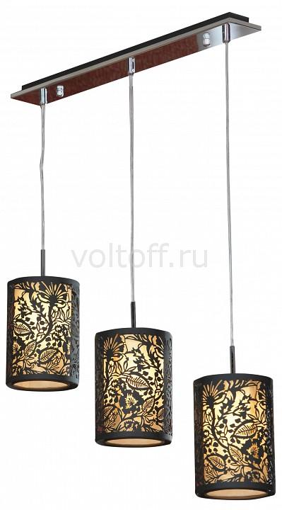 Подвесной светильник LussoleМеталлические светильники<br>Артикул - LSF-2376-03,Серия - Vetere<br>
