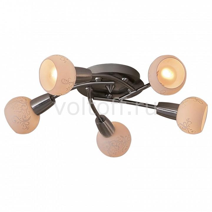 Потолочная люстра CitiluxПотолочные светильники модерн<br>Артикул - CL520151,Серия - Соната<br>