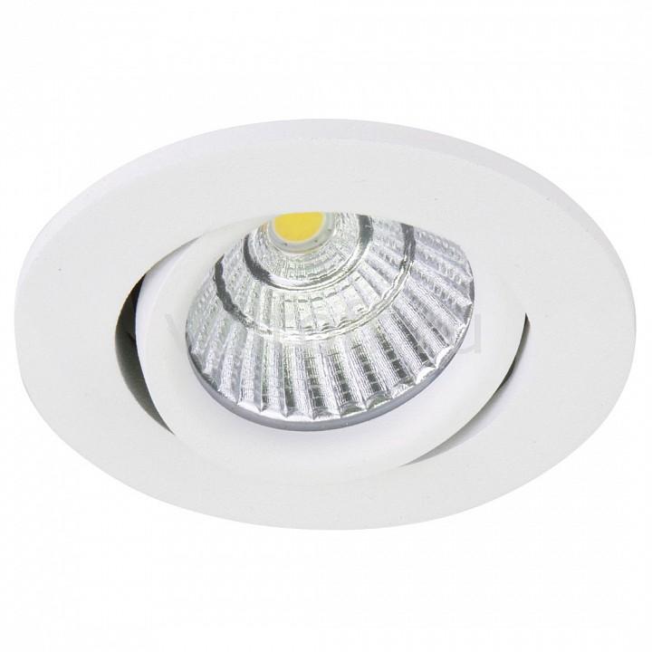 Встраиваемый светильник LightstarСветодиодные встраиваемые светильники<br>Артикул - LS_212436,Бренд - Lightstar (Италия),Серия - Soffi,Гарантия, месяцы - 24,Выступ, мм - 4,Глубина, мм - 40,Диаметр, мм - 95,Диапазон рабочих температур - от -40^C до +40^C,Дополнительные параметры - поворотный светильник<br>