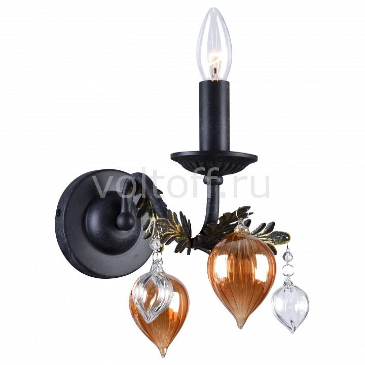 Бра Arte LampКлассические светильники<br>Артикул - AR_A1870AP-1BG,Серия - Cipollino<br>