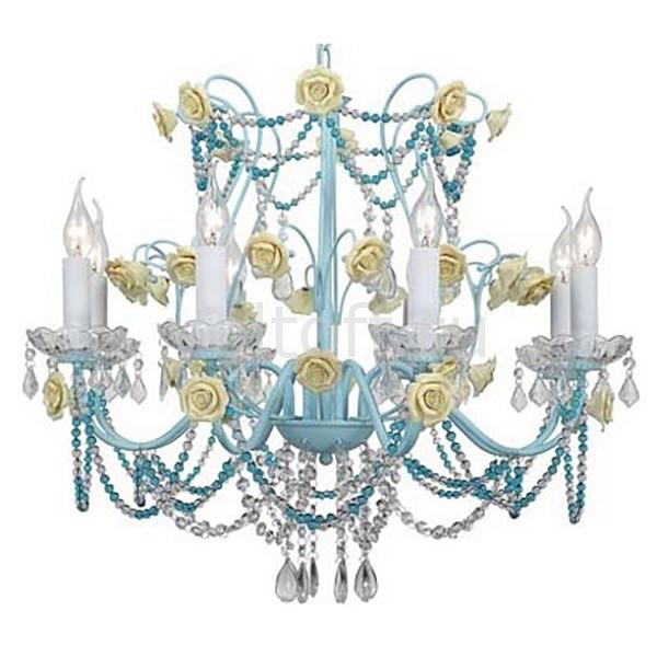 Подвесная люстра ST-LuceЭлитные светильники<br>Артикул - SL697.703.08,Серия - Sonno<br>
