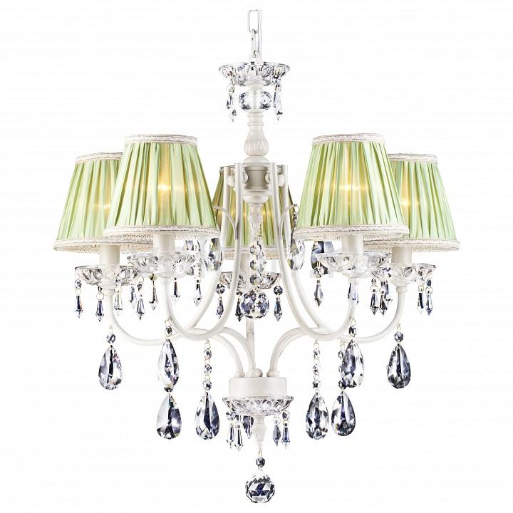 Подвесная люстра Arte LampКлассические потолочные светильники<br>Артикул - AR_A3082LM-5WG,Серия - Veil<br>