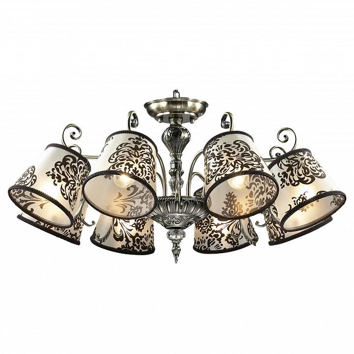 Подвесная люстра Odeon LightСветильники под бронзу<br>Артикул - OD_2687_8,Серия - Pari<br>