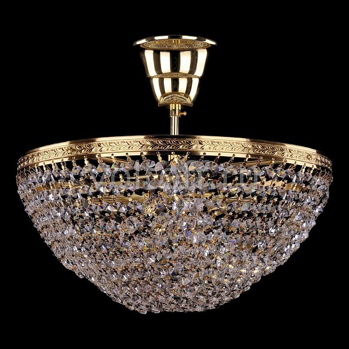 Люстра на штанге Bohemia Ivele CrystalЭлитные светильники<br>Артикул - BI_1932_35_Z_G,Серия - 1932<br>