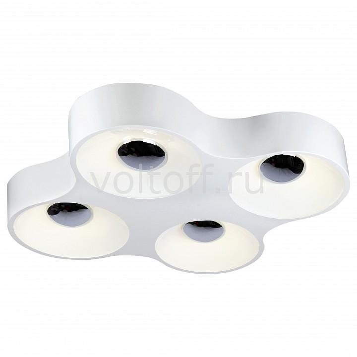 Потолочная люстра ST-LuceСветодиодные светильники<br>Артикул - SL889.502.08,Серия - Pulsante<br>