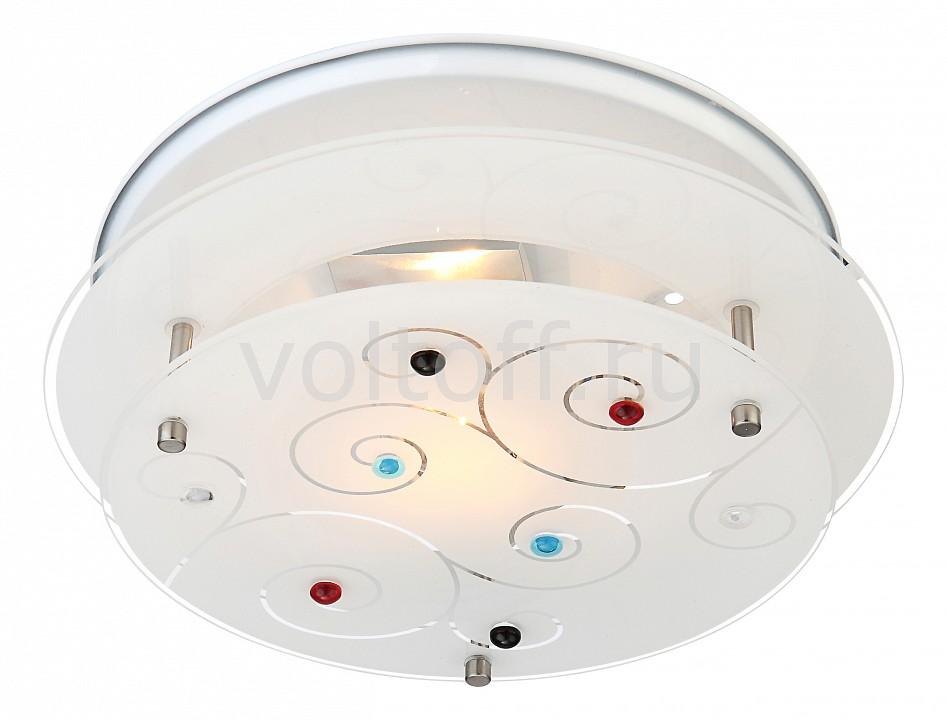 Накладной светильник GloboПотолочные светильники модерн<br>Артикул - GB_48141-1,Серия - Regius<br>