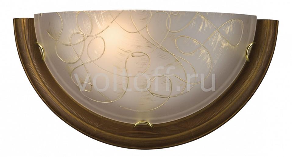 Накладной светильник Provence brown 003