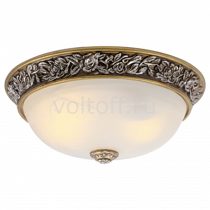 Купить Освещение для дома Накладной светильник Torta A7142PL-2SB  Накладной светильник Torta A7142PL-2SB
