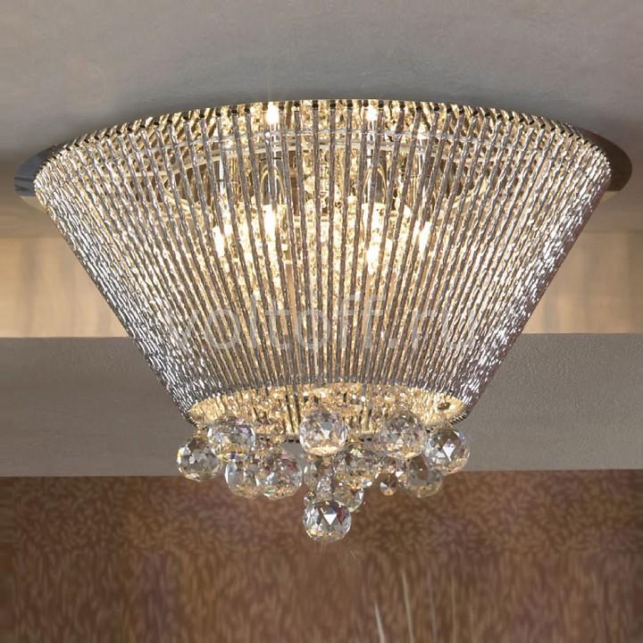 Накладной светильник LussoleЭлитные светильники<br>Артикул - LSC-8407-12,Серия - Piagge<br>