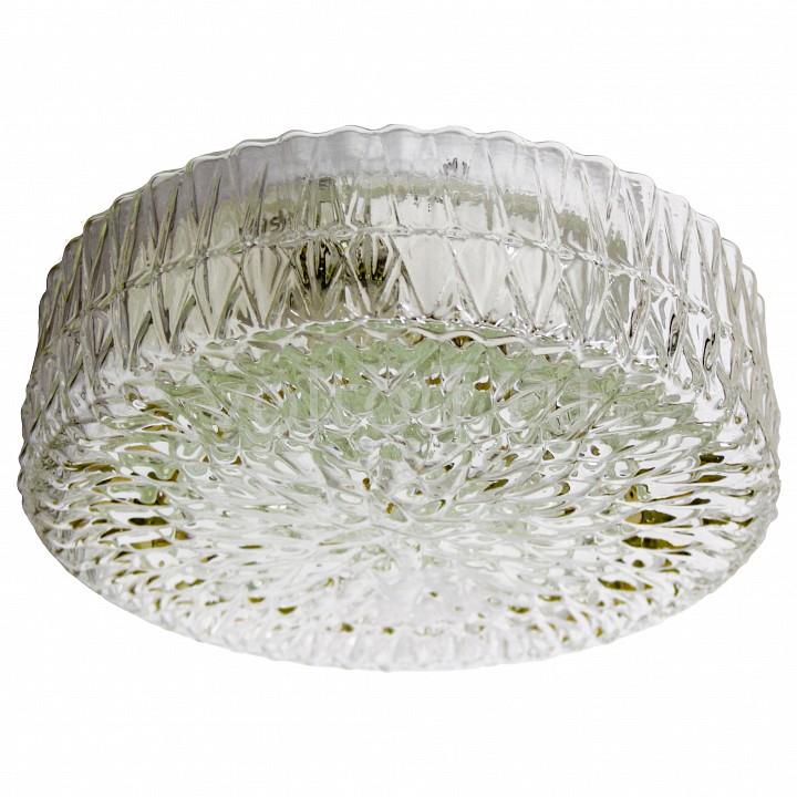 Накладной светильник Arte LampПотолочные светильники модерн<br>Артикул - AR_A3420PL-1SS,Серия - Crystal<br>