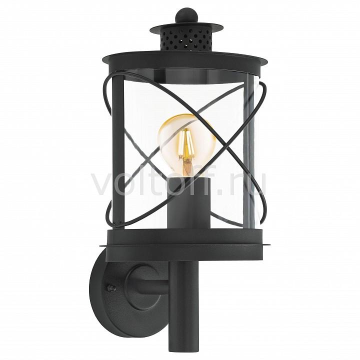 Светильник на штанге EgloКлассические светильники<br>Артикул - EG_94842,Серия - Hilburn<br>