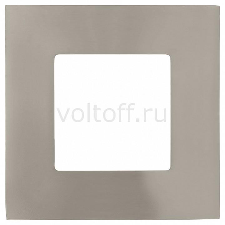 Встраиваемый светильник EgloСветодиодные встраиваемые светильники<br>Артикул - EG_94519,Серия - Fueva 1<br>