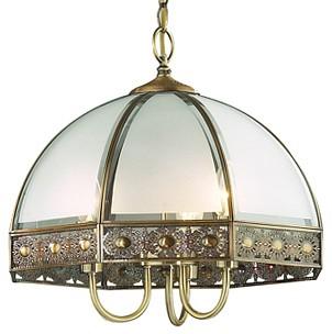 Подвесной светильник Odeon LightСветильники под бронзу<br>Артикул - OD_2344_3A,Серия - Valso<br>