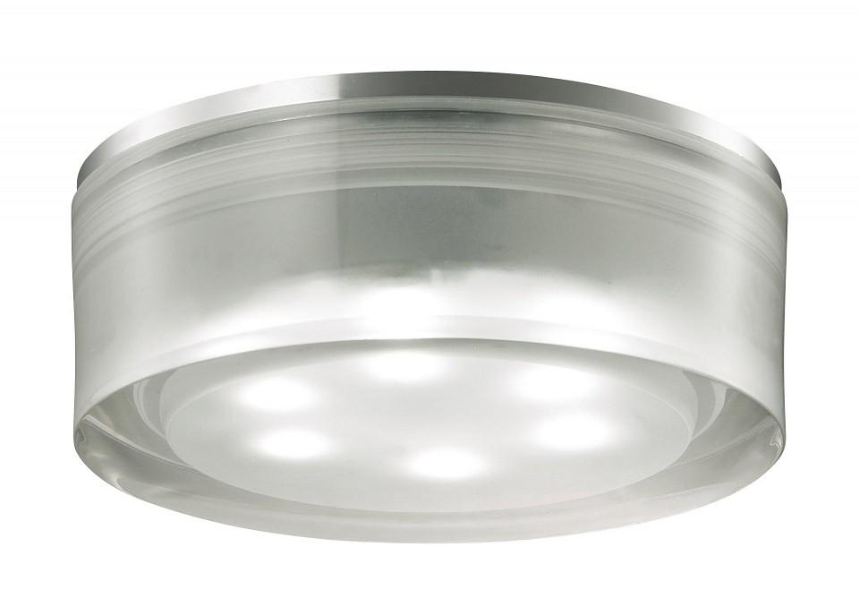 Встраиваемый светильник NovotechСветодиодные встраиваемые светильники<br>Артикул - NV_357051,Серия - Ease<br>